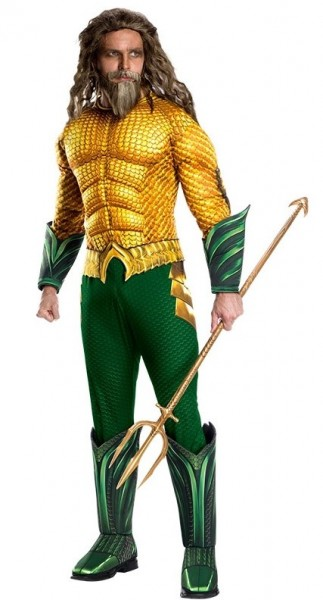 Aquaman men's costume