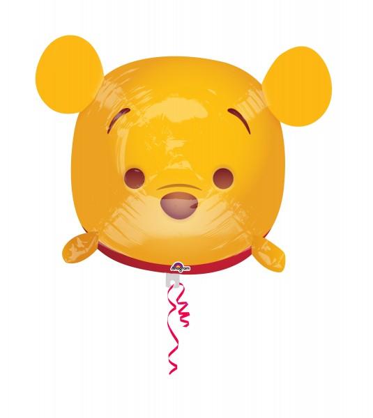 Folienballon Süßer Tsum Tsum Winnie Pooh