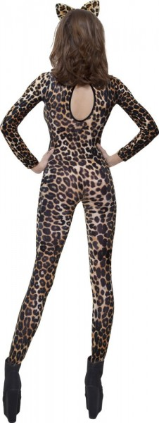 Sexy leopard Lilly catsuit