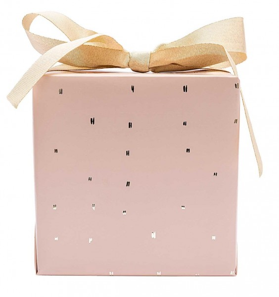FSC Lovely Party wrapping paper pink