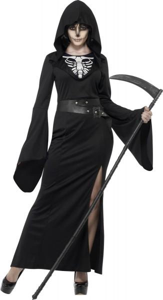 Todeslady Morticia Kostüm Für Damen
