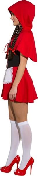 Sexy Rotkäppchen Damenkostüm