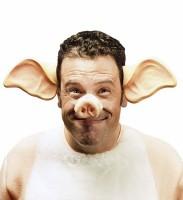 Nez de cochon Piggy Rudi