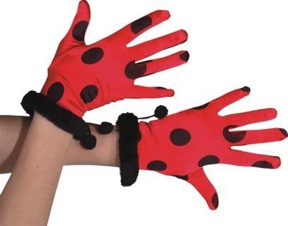 Lieveheersbeestje Mimmi handschoenen