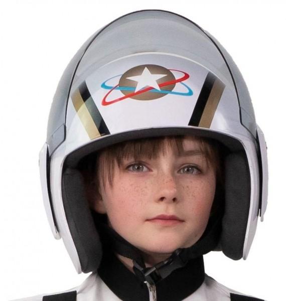 Astronaut Clemens Helm für Kinder