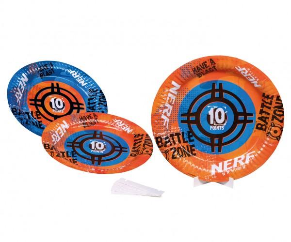 6 Nerf Battle Zone Teller