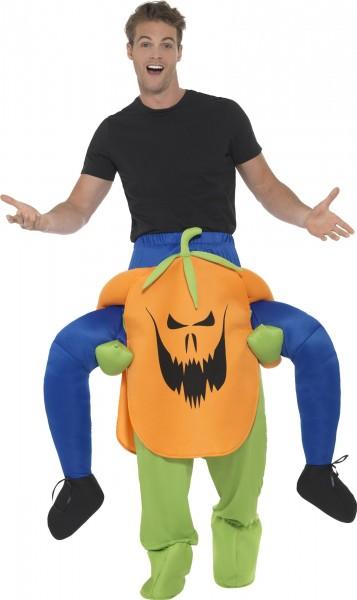 Pumpkin Monster-piggyback-kostuum