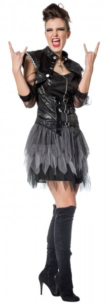 Robe tutu Avila tube punk rock