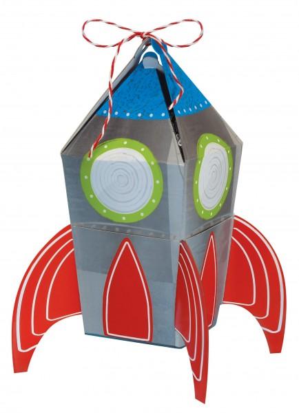 8 Space Party Geschenkboxen