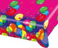 Party Spaß Tischdecke 1,8 x 1,2m