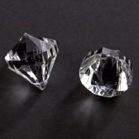 28g Streudeko Diamantenform 30mm