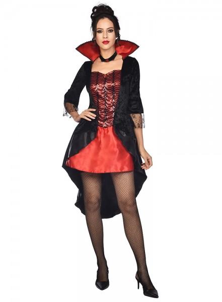 Lady Lacrima vampyr dame kostume