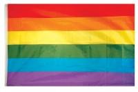 Regenbogen Flagge 1,52m x 91cm