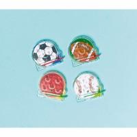 Sport Star Geduldsspiel Für Kleine Athleten 12 Stück