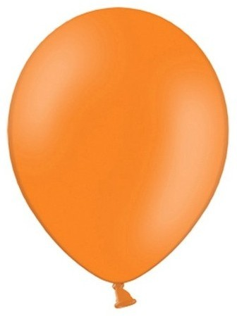 100 Celebration Ballons orange 25cm