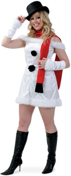 Miss Snow ladies costume