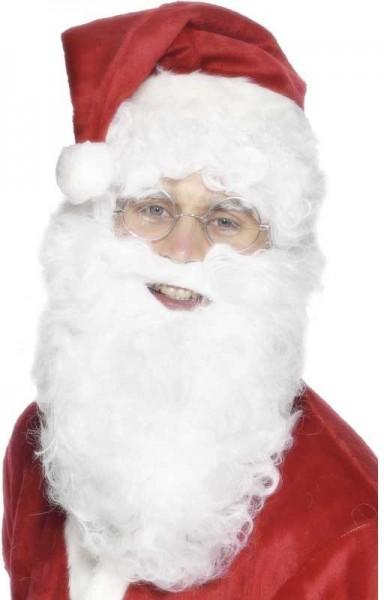 Weihnachtsmann Bart 28cm