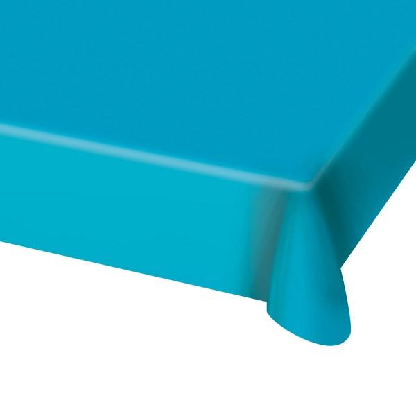 Tischdecke Cleo Meeresblau 1,37 x 1,82m