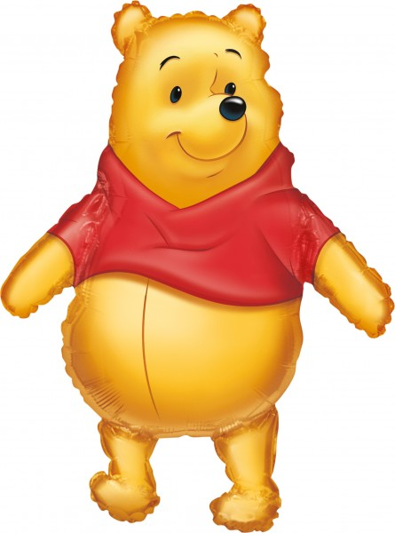 Happy Winnie Pooh Folienballon