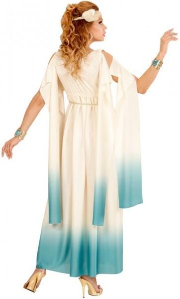 Oude godin Helene dames kostuum