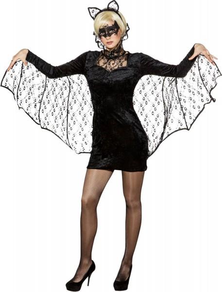Firenz Fledermaus Kleid