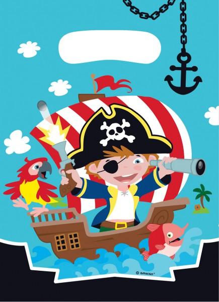 Süße Piraten Seefahrer Geschenktüte