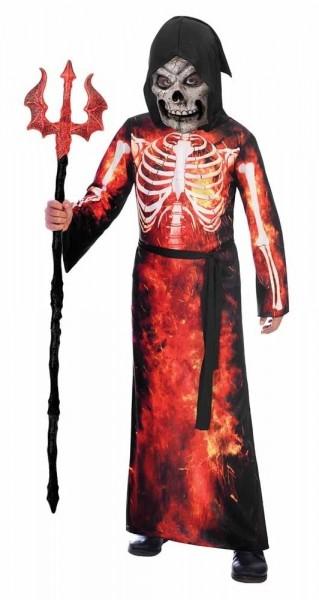 Fire Dämon Kinder Kostüm