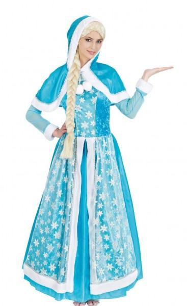 Königin des Winters Damenkostüm