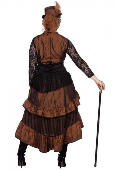 Disfraz Steampunk Lady Melinda para mujer