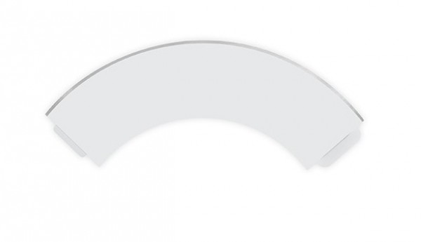 6 coppette in rame con bordo in argento