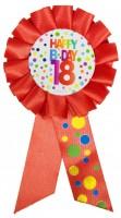 Splendid 18th Birthday Button