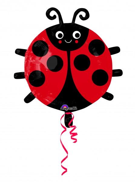 Balon foliowy Słodka biedronka Maya