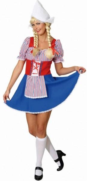 Traditionelles holländisches Kleid Annie