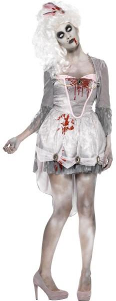 Zoe Zombie Barock Kostüm