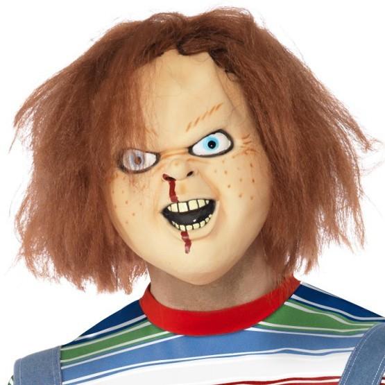 Chucky horror masker