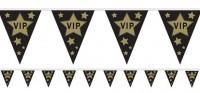 VIP Celebrity Wimpelkette 3,7m