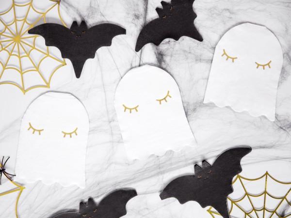 20 Be Scary Fledermaus Servietten 16 x 9cm