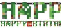 TNT Pixel Party Girlande 3,2m