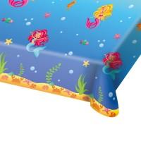 Tischdecke Niedliche Meerjungfrau