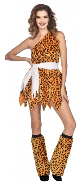 Deluxe Stone Age Lady Costume