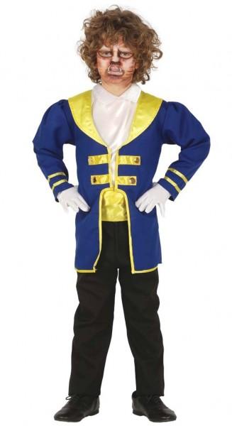 Märchen Biest Kostüm für Jungen