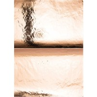 Paper Patch Papierbogen Folie roségold 30x42cm