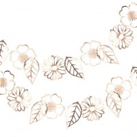 Wild Flowers Girlande 3m