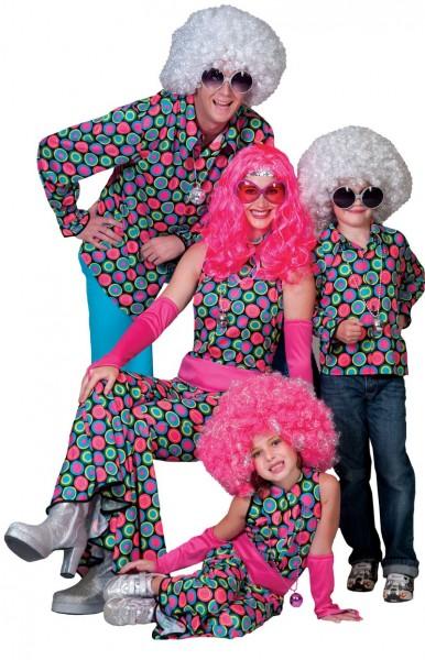 Toby Hippie Retro Kinderhemd