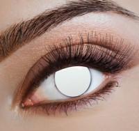 Komplett Weiße Jahres Kontaktlinsen