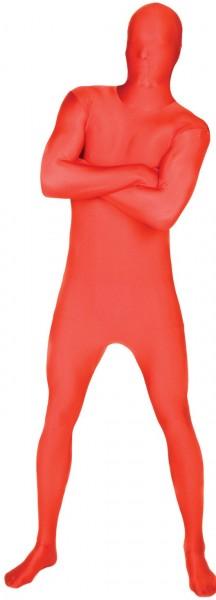 Roter Klassischer Morphsuit