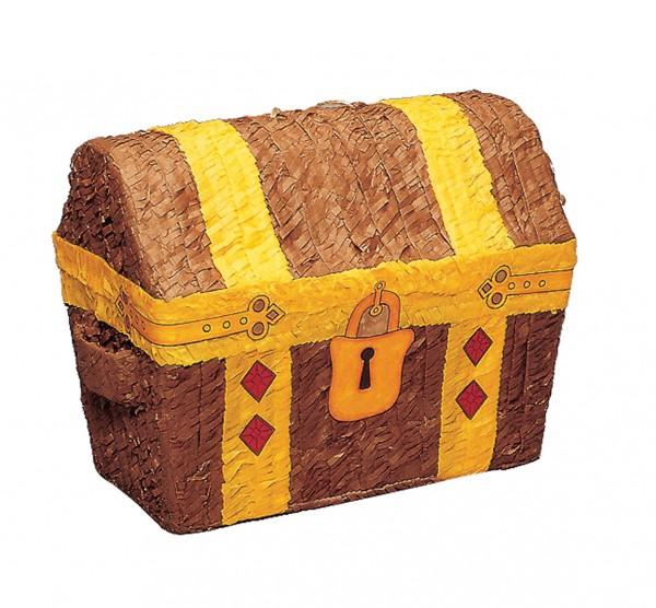 Pirate treasure chest Pinata 31cm