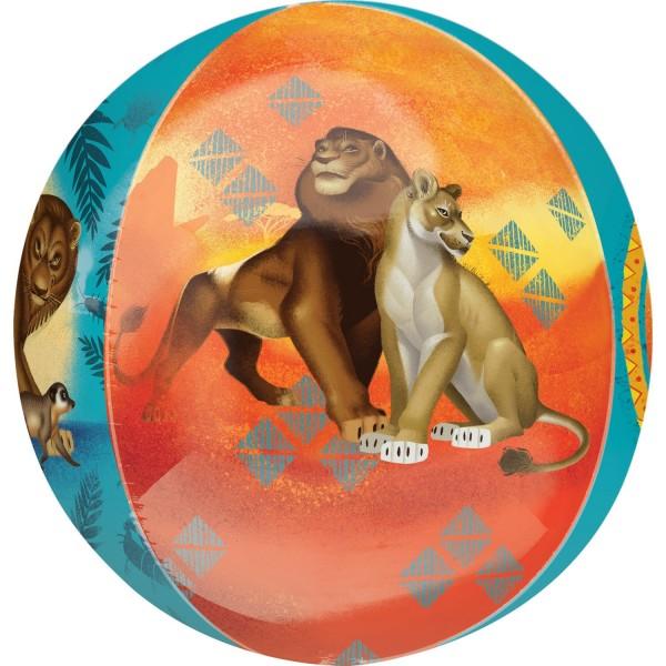 König der Löwen Orbz Ballon 38 x 40cm