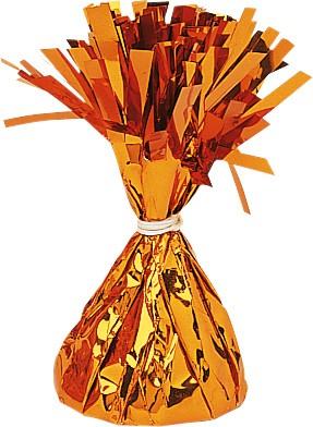 Fand kegel ballongewicht in oranje