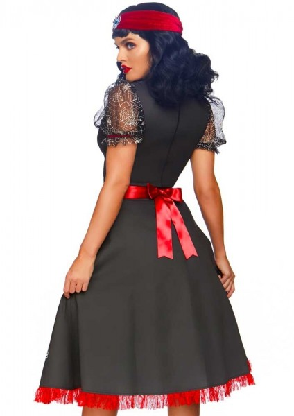 Ouija board kostuum voor dames Deluxe